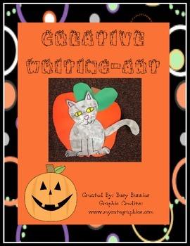 Halloween Art and Writing