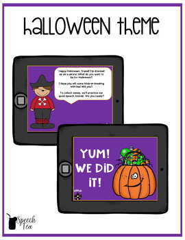 Halloween Articulation NO PRINT