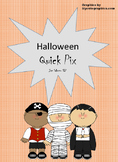 Halloween Articulation Pix