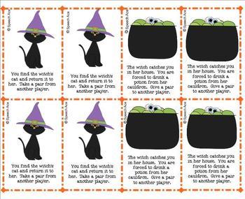 Halloween Articulation Sentences Pack