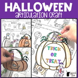 Halloween Articulation Stuffer Craft