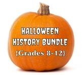 Halloween Assignments Bundle