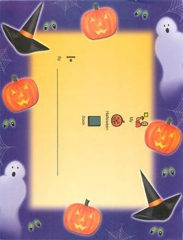 Halloween Attributes Book