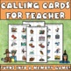Thanksgiving BINGO: 50 Individual Boards, Calling Cards, &