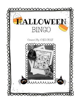 Halloween BINGO Bundle