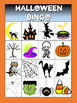 Halloween BINGO For the Little Ones