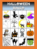 Halloween BINGO For the Little Ones