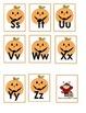 Halloween BOOO letter game!