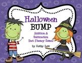 Halloween BUMP -- Addition & Subtraction Fact Fluency Games