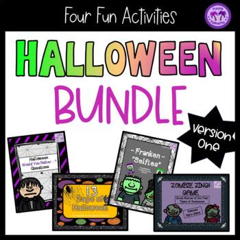 Halloween BUNDLE (Version One)