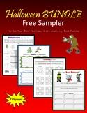 Halloween Free Sampler