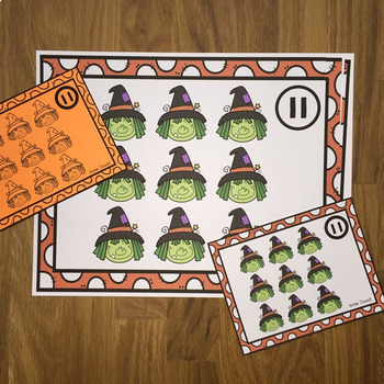 Halloween BUNDLE Kindergarten and 1st Grade 3 Products