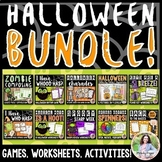 Halloween BUNDLE for Elementary Music Students