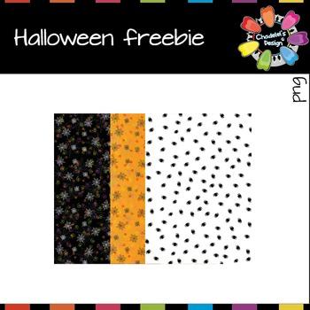 Halloween Backgrounds Freebie