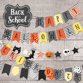 Halloween Banners and Clipart