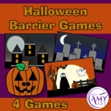 Halloween Barrier Games