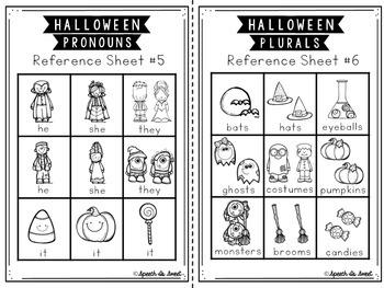 Halloween Barrier Games {NO PREP}