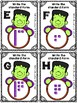 Halloween Base Ten Block Task Cards Numbers to 20