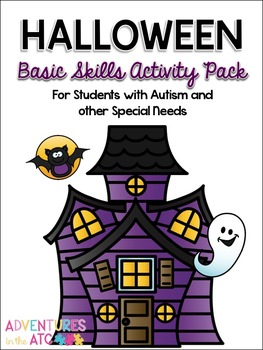 Halloween Basic Skills Activity Pack
