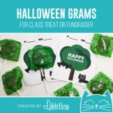 Halloween Bat Candy Grams   Boo Grams   Class Treat or Fundraiser