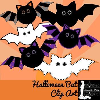Halloween Bat Clip Art