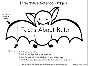 "Halloween: ""Bats at the Beach"" Rhyming words games and more!"