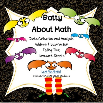 Halloween Math: Batty About Math