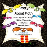 Halloween Math: Batty About Math