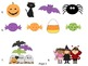 Halloween Before/After and Ordinal Concepts (1st-4th) FREEBIE
