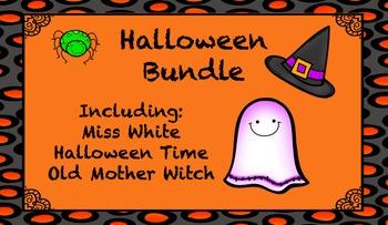 Halloween Beginning Music Bundle