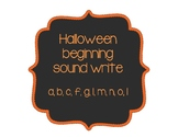 Halloween Beginning Sound