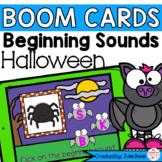 Halloween Beginning Sounds   Digital Game Boom Cards