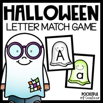 Halloween Beginning Sounds Match