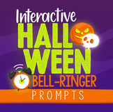 Halloween Bell Ringers (Interactive Writing Prompts)