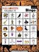 Halloween Activities - Halloween Bingo
