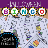 Halloween Bingo for the whole class