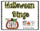 FREEBIE Halloween Bingo