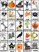 Halloween Bingo for ESL/ENL