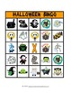 Halloween Bingo, 3 Versions