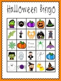 Halloween Bingo (30 different cards & calling cards included!)