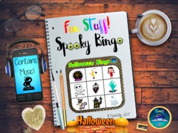 Halloween: Bingo