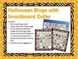 Halloween Bingo with Interactive Bingo Caller