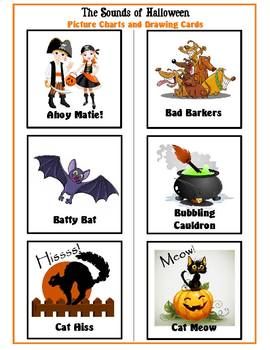 Halloween Bingo AND Halloween Sound Effects