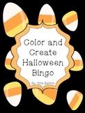 Halloween Bingo Board