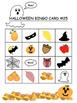 Halloween Bingo Cards--Printable! Great for Halloween Party! (or indoor recess!)