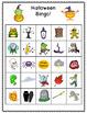 Halloween Bingo Cards and Flashcards