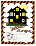 Halloween Bingo - Create Your Own!