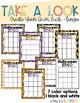 Halloween Bingo- Create Your Own Luck!