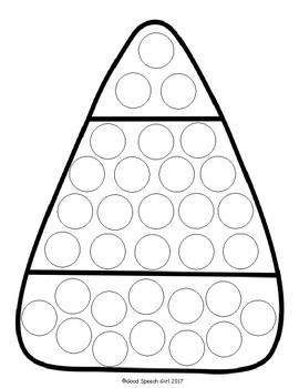 bingo dot coloring pages - photo#18