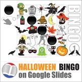 Halloween Bingo Digital